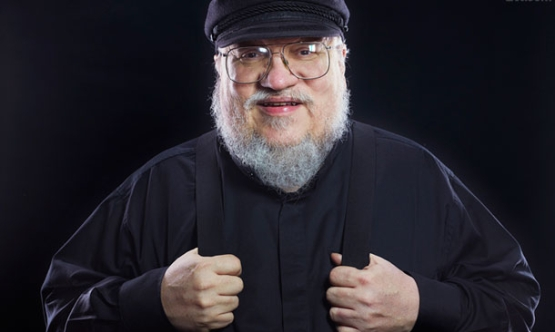 George R R Martin Writer's Block