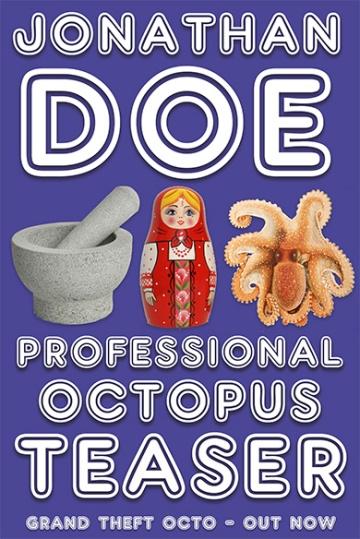 Jonathan Doe - Professional Octopus Teaser