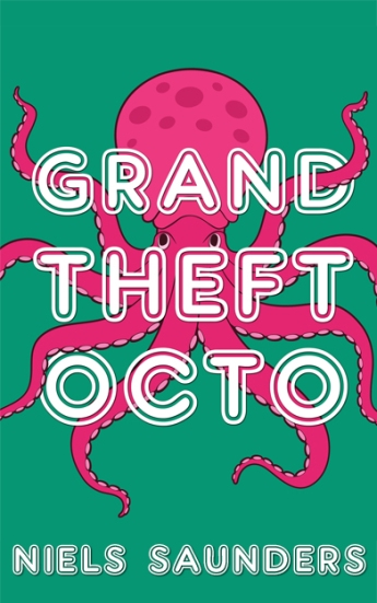 Niels Saunders - Grand Theft Octo Cover